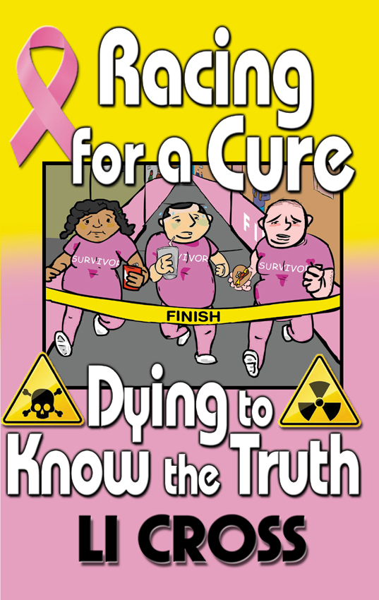 Racing for a Cure Front Cover